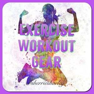 💪Exercise Workout Gear Feel GOOD L👀K GOOD 🏌️♀️